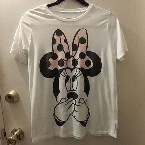 DISNEY Minnie Mouse short sleeve tee